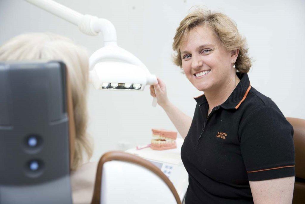 Wendy, dental hygienist